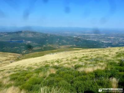 El Calvitero _ Sierra de Béjar y Sierra de Gredos;valle del diablo charca de la nieta puerto del re